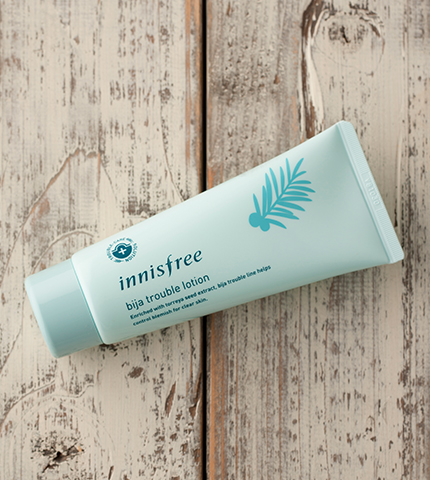 Image result for innisfree bija trouble lotion